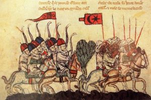 muslims defeat mongols