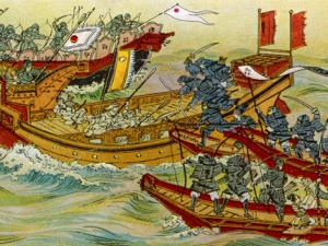 mongols japan