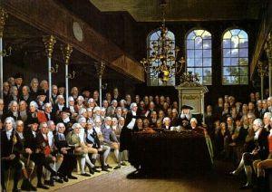 1700s parliament